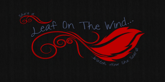 Leaf On The Wind Logo
