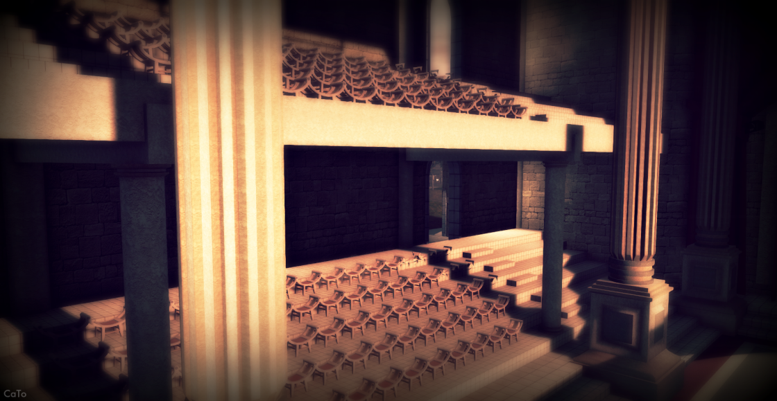SL13B - The Auditorium - I